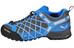 Salewa Wildfire Vent Approach Shoes Men walnut/mayan blue